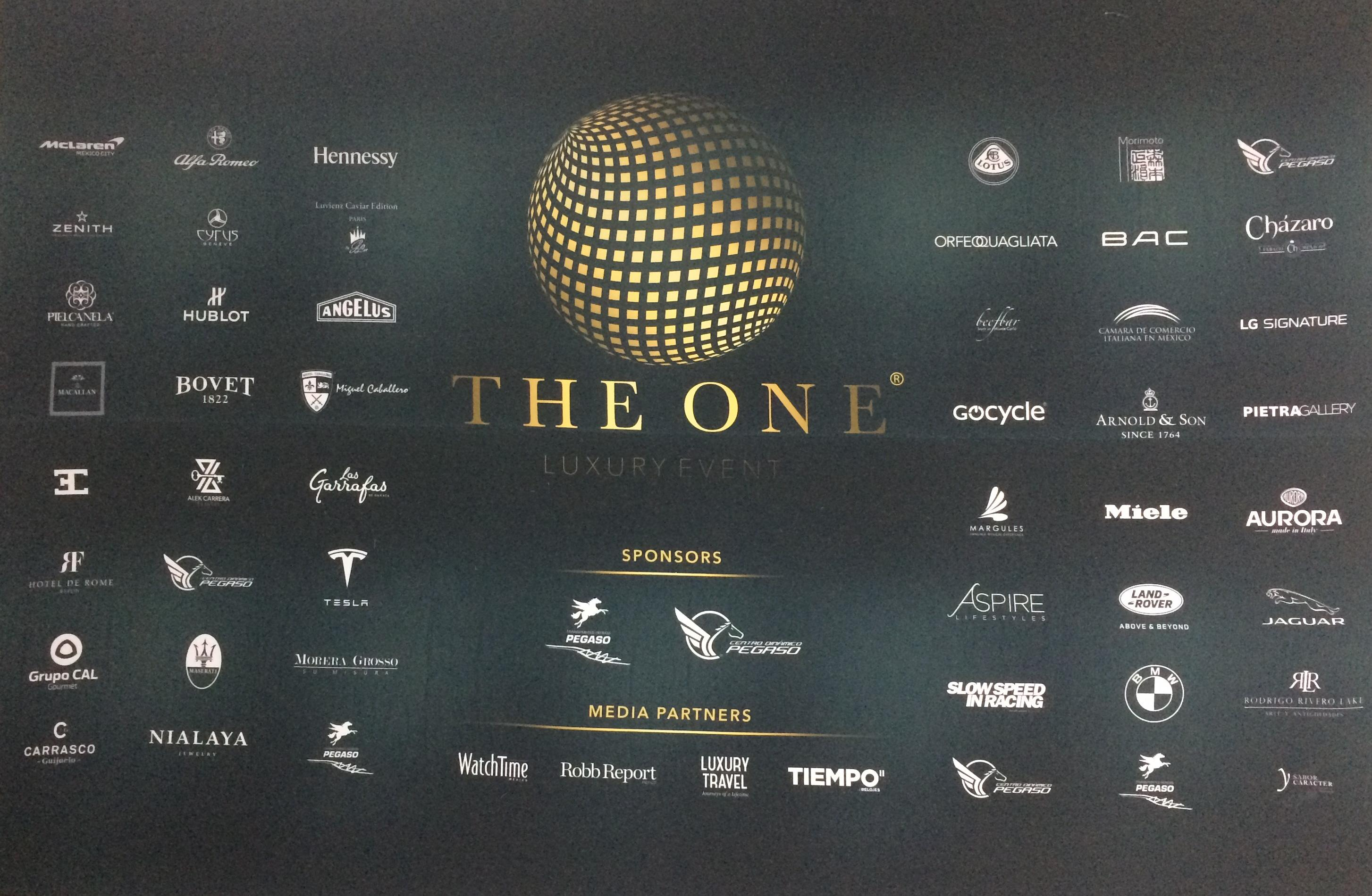 THE ONE – Luxury Event